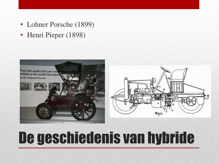 Lohner Porsche (1899)