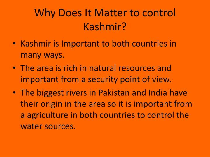 why did jammu and kashmir conflict start How did the jammu-kashmir conflict start it is difficult to give a succinct account of the origins of the kashmir conflict, since it is important to look at the political, economic and social issues at stake in the princely state on the eve of the invasion by tribal groups coming from pakistan at the end of the month.