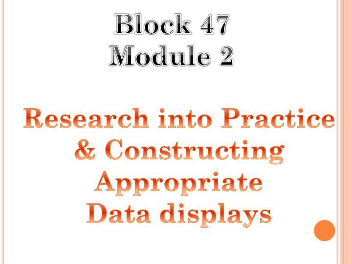 Block 47