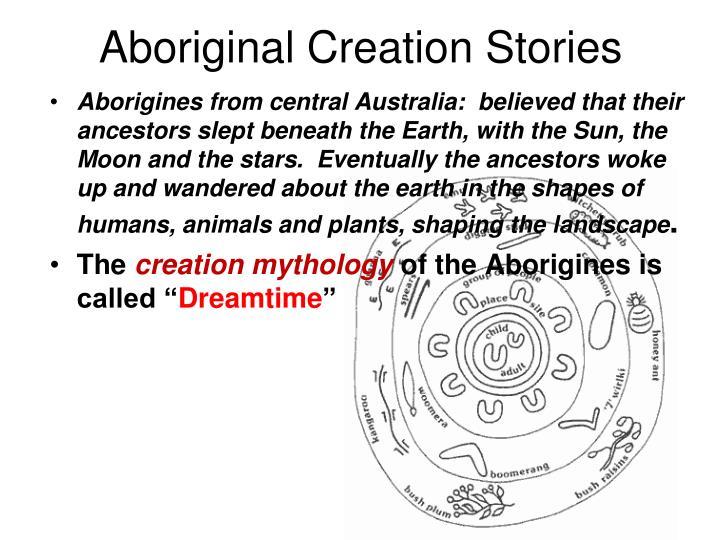 Aboriginal Creation Stories
