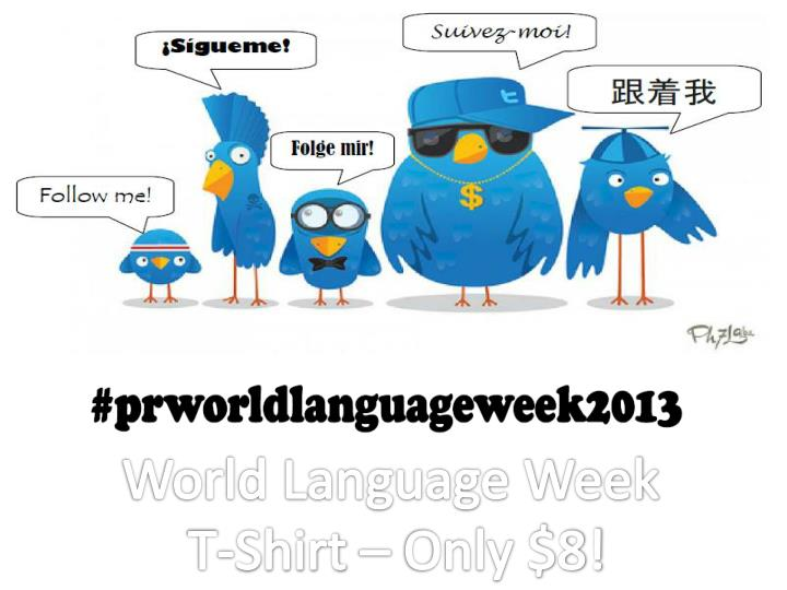 World Language Week