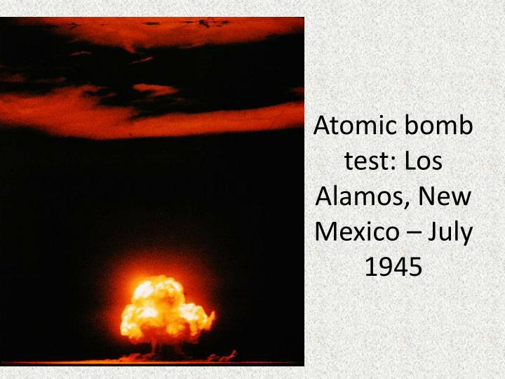 """a description of obstacles for a nuclear or atomic bomb Nuclear weapons make use of the """"strong nuclear force,"""" which holds positively  charged particles—protons—together in an atom's nucleus."""