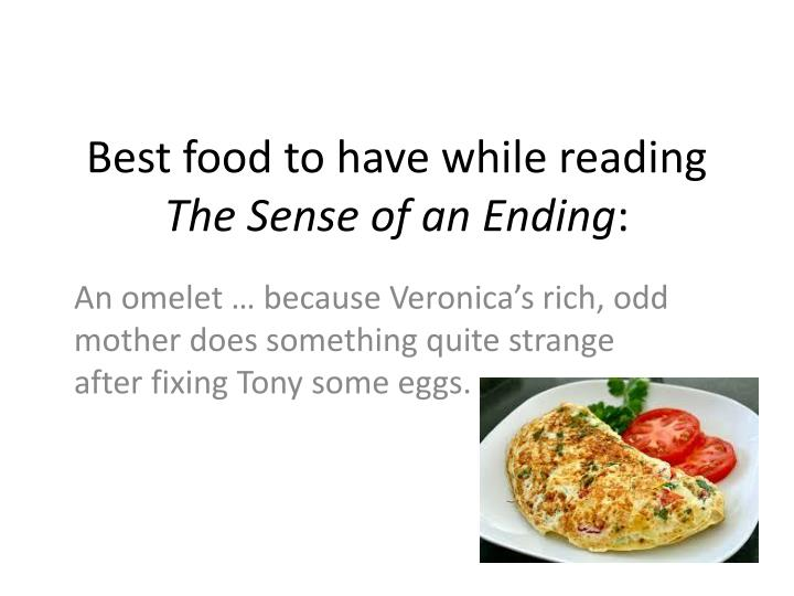 Best food to have while reading