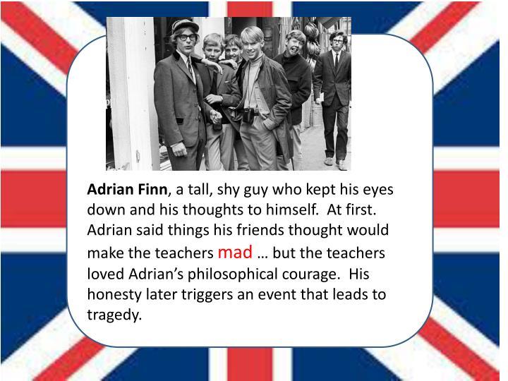 Adrian Finn