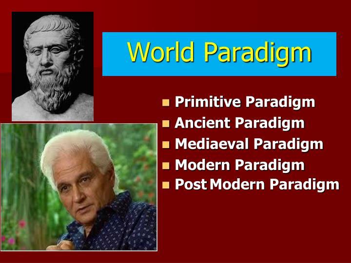 World Paradigm