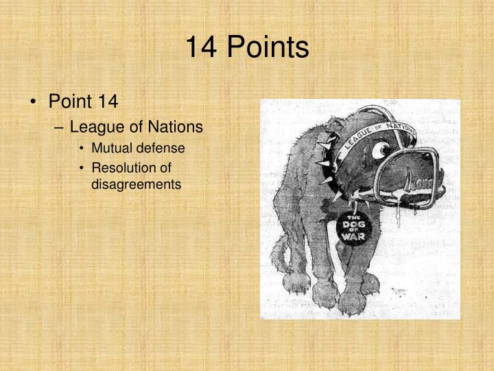 14 Points