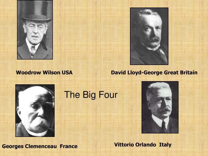 Woodrow Wilson USA