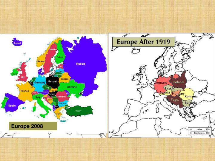Europe 2008