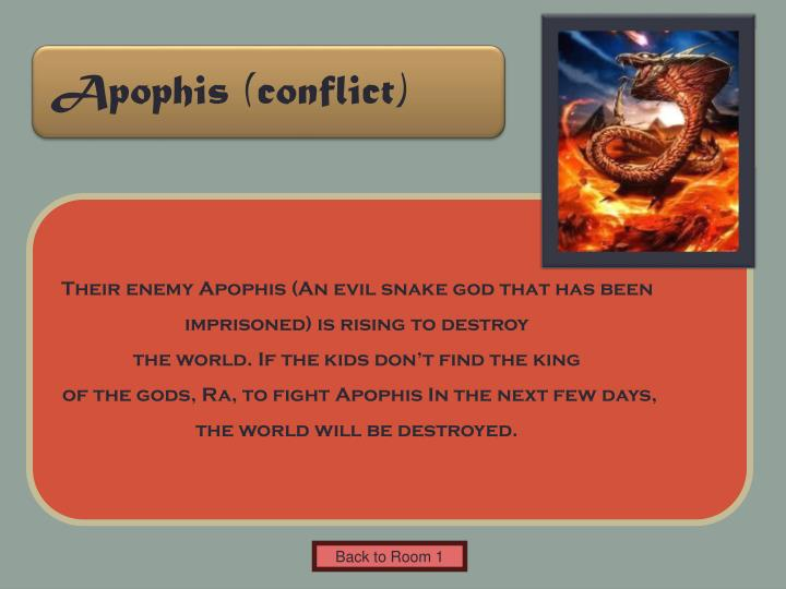 Apophis (conflict)