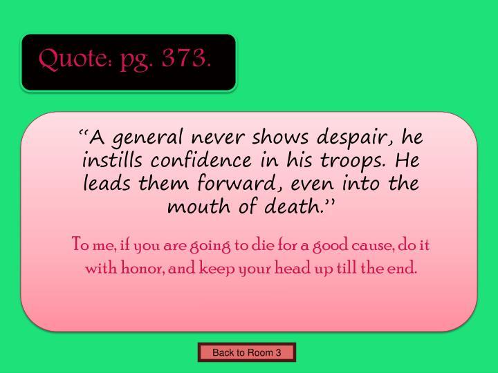 Quote: pg. 373.