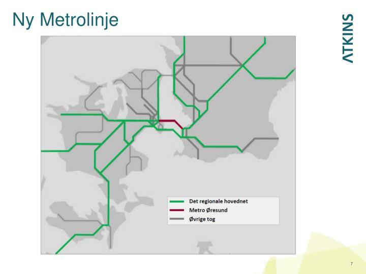 Ny Metrolinje