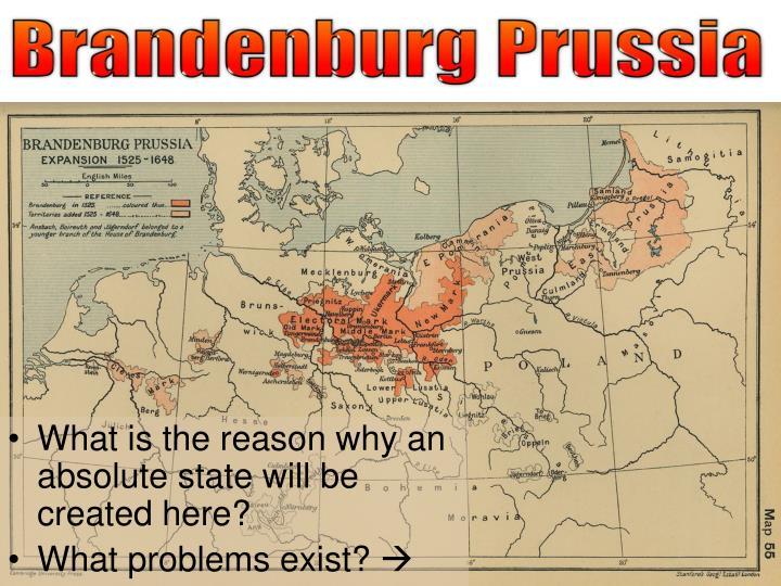 Brandenburg Prussia