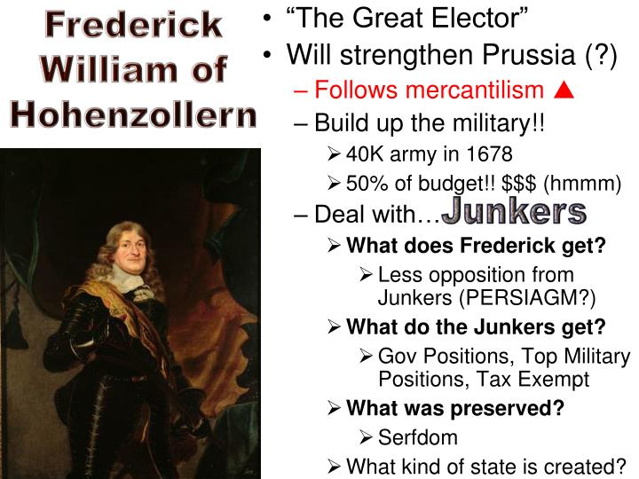 """The Great Elector"""