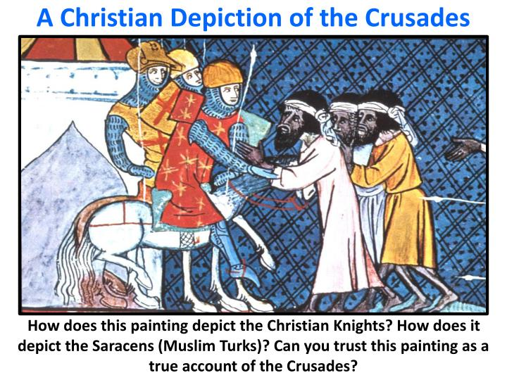 a history of the religious crusades Real history of the crusades, the an historical appraisal of the crusades which corrects the common but mistaken view that they were an unjustified assault against islam.