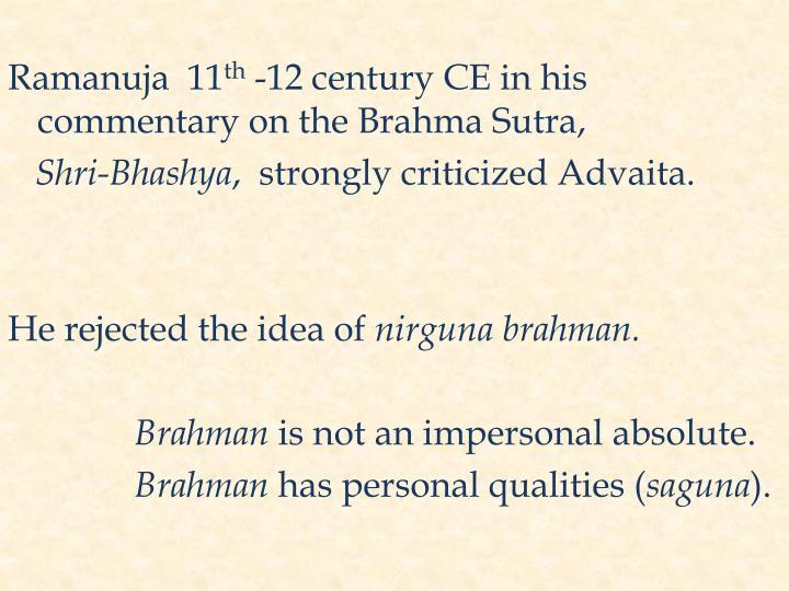 Ramanuja  11