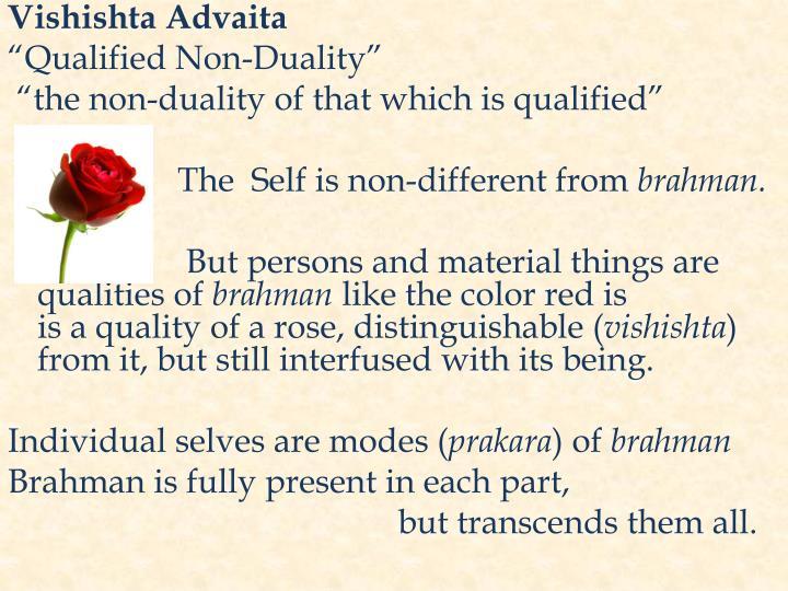 Vishishta Advaita