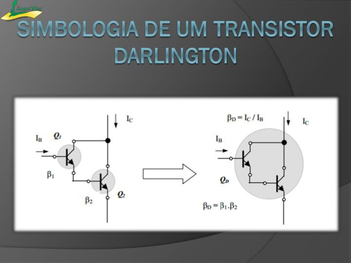 simbologia de um transistor
