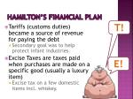 hamilton s financial plan4