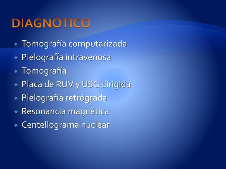 DIAGNÓTICO