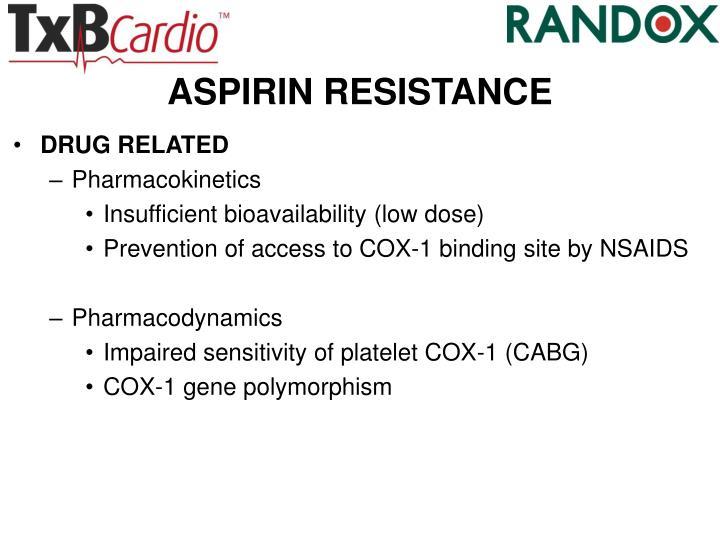 ASPIRIN RESISTANCE