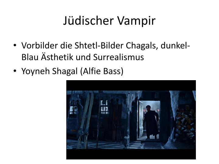 Jüdischer Vampir