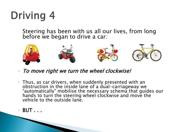 Driving 4