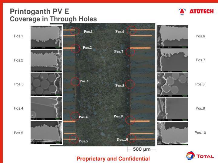 Printoganth PV E