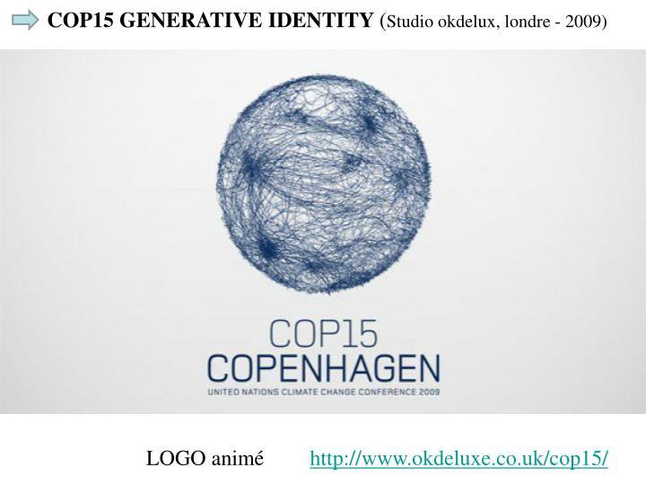 COP15 GENERATIVE IDENTITY