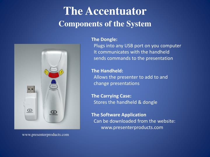 The accentuator2