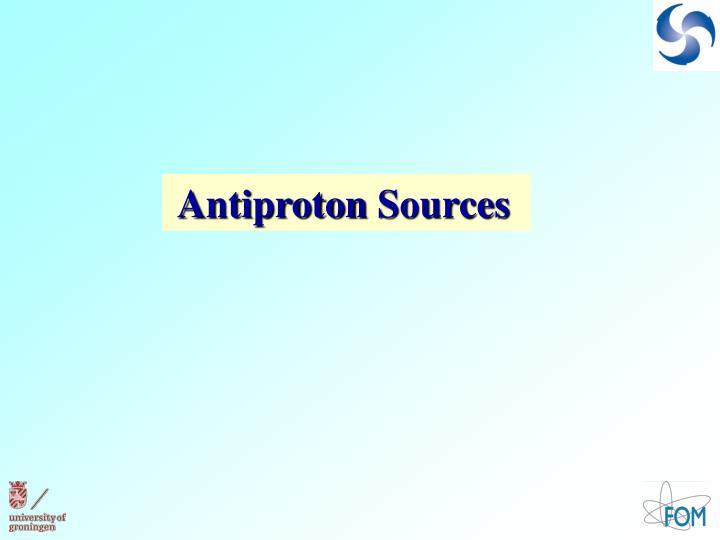Antiproton