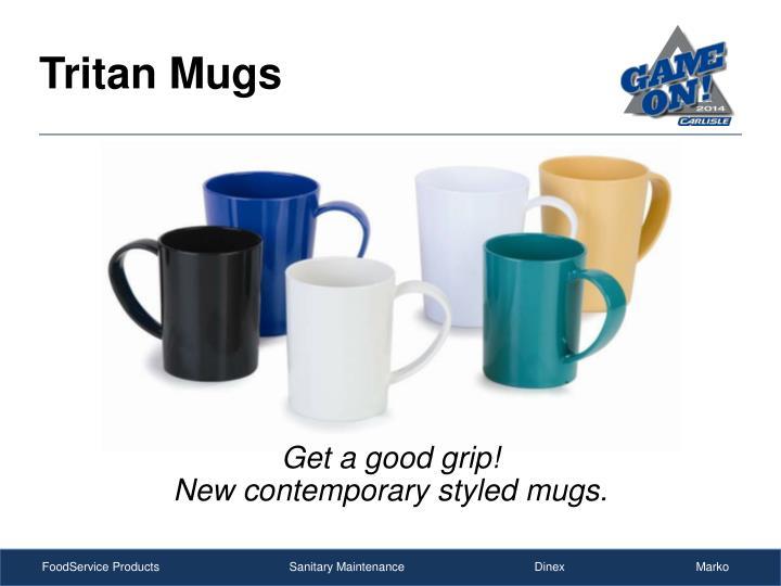 Tritan Mugs