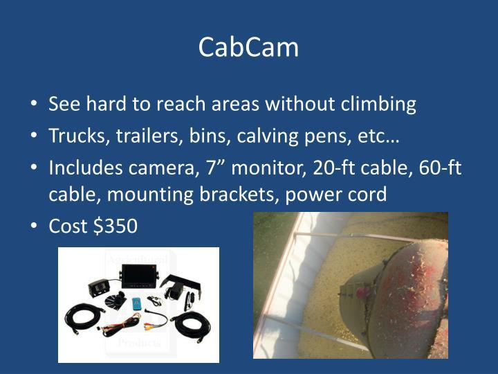 CabCam