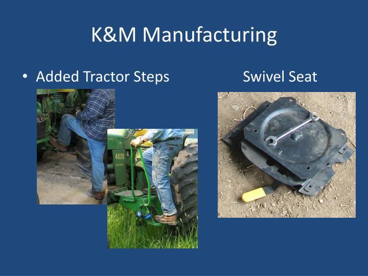 K&M Manufacturing
