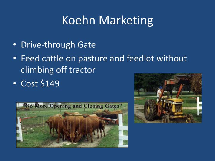 Koehn Marketing
