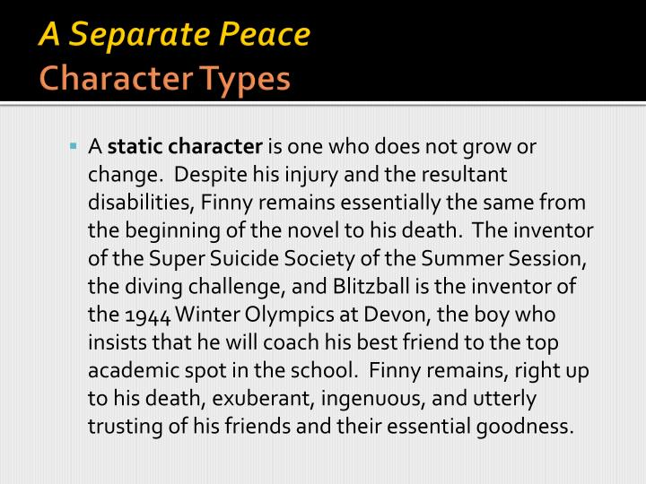 character traits in a separate peace Read and download list character traits free ebooks questions and answers geometry regents exam 0811 answers glencoe a separate peace answers guided reading.