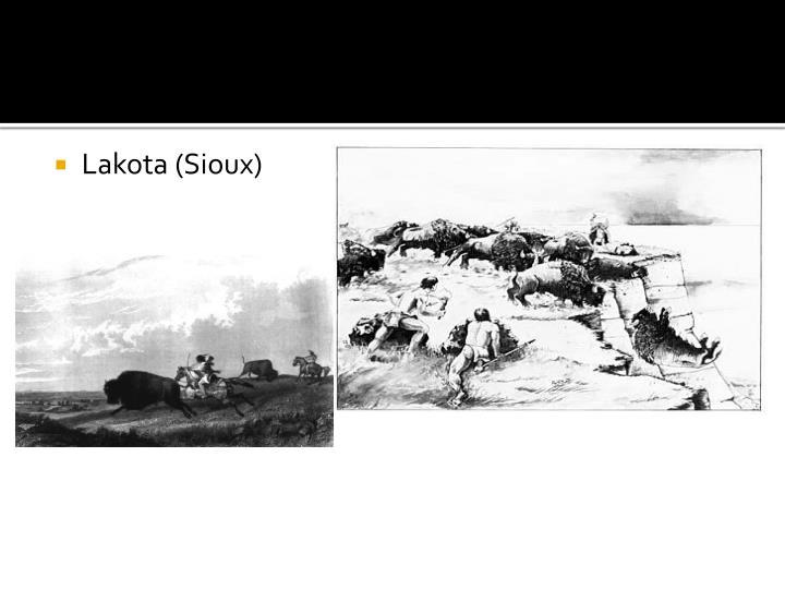 Lakota (Sioux