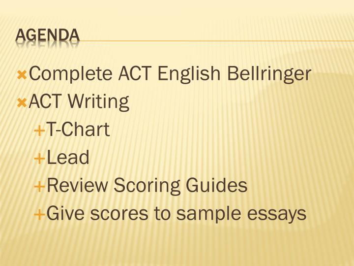 Complete ACT English