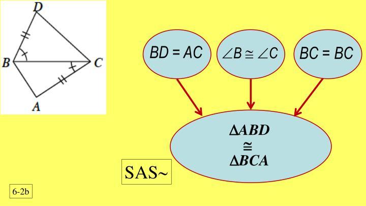 BD = AC