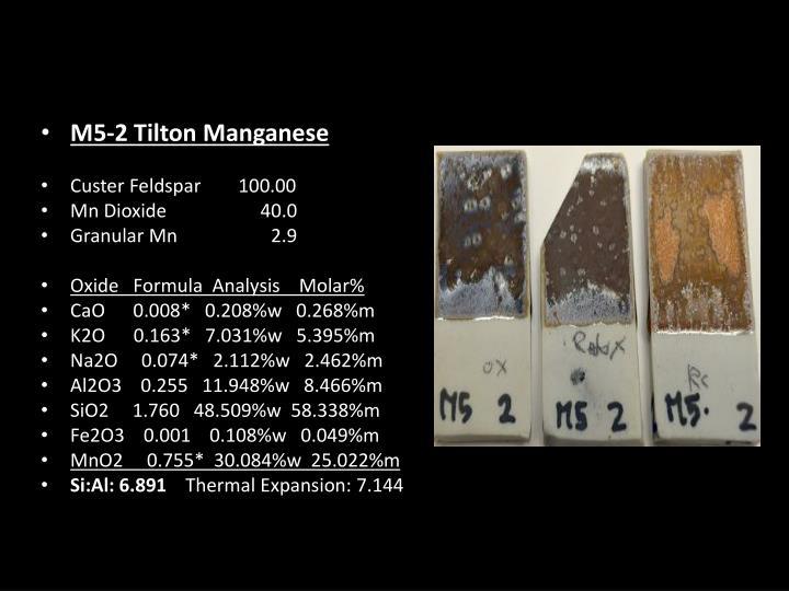 M5-2 Tilton