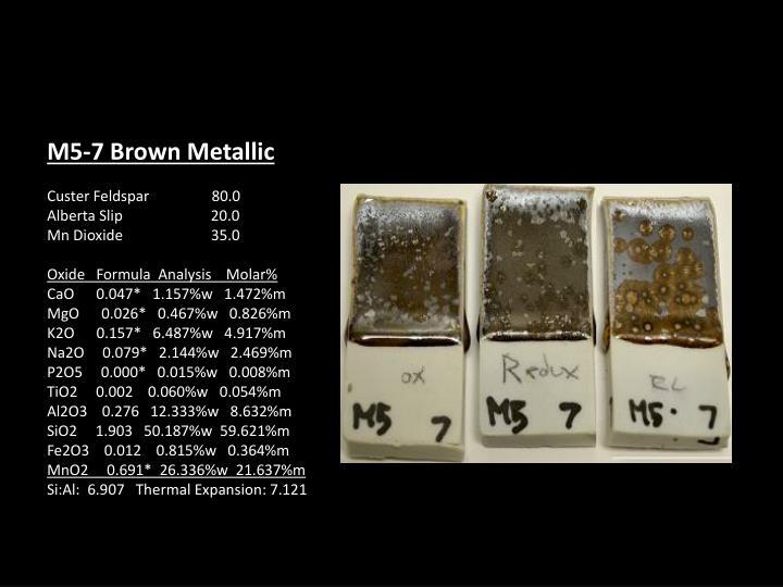 M5-7 Brown