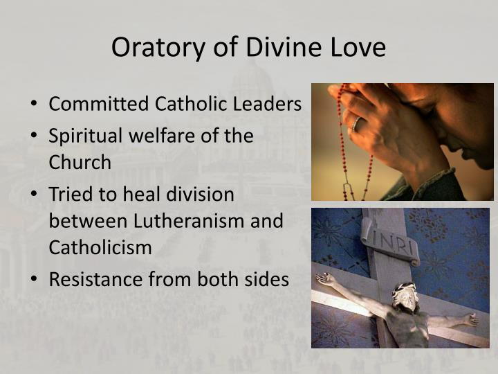 Oratory of Divine Love
