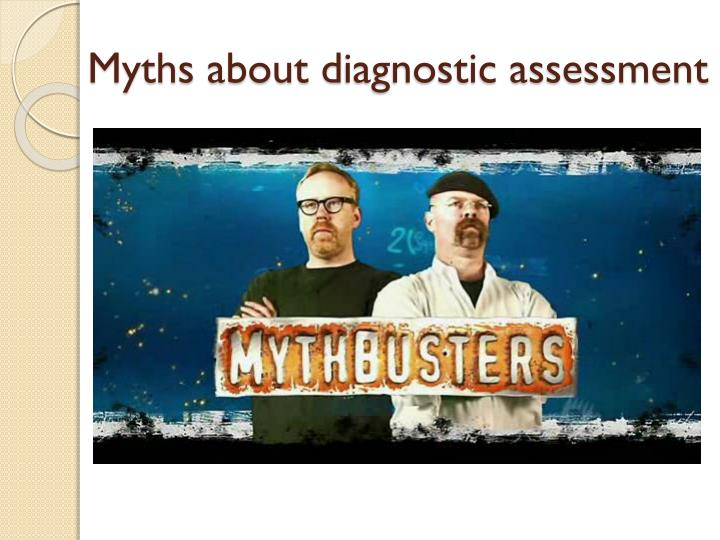 Myths about