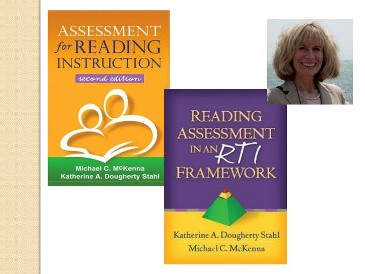 Assessment in an rti environment