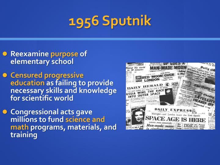 1956 Sputnik