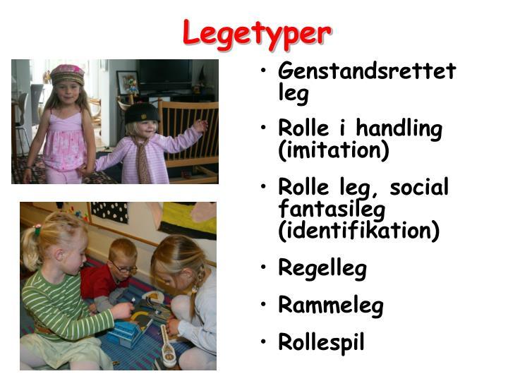 Legetyper