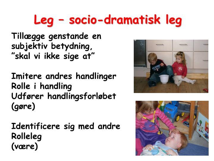 Leg –