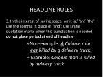 headline rules2