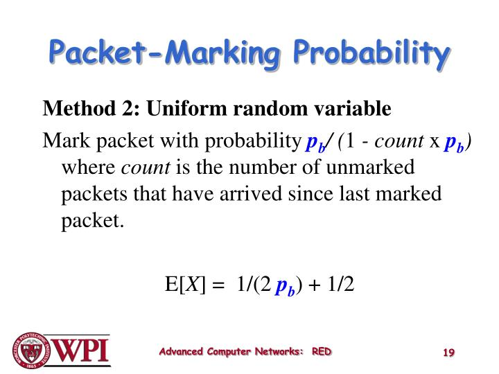 Packet-Marking