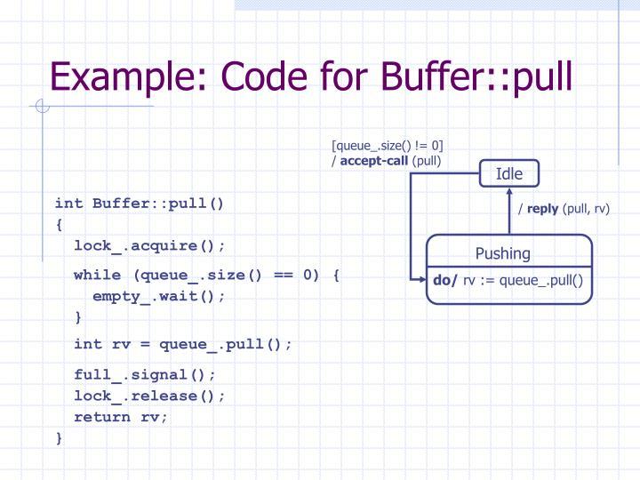int Buffer::pull()