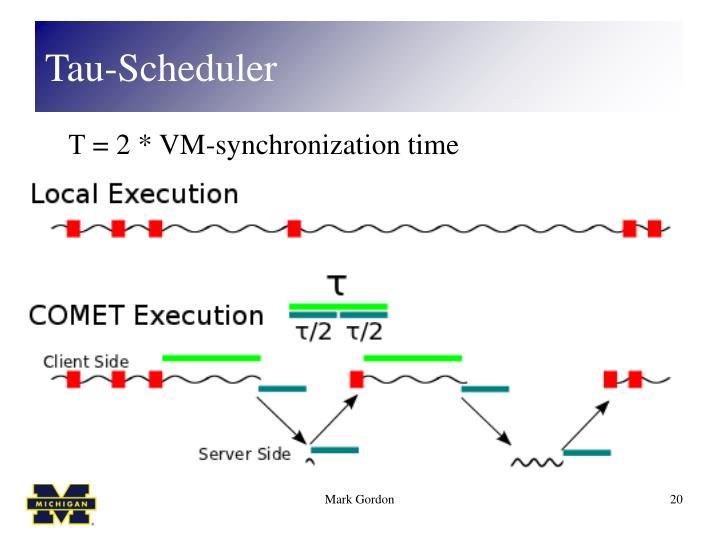 Tau-Scheduler